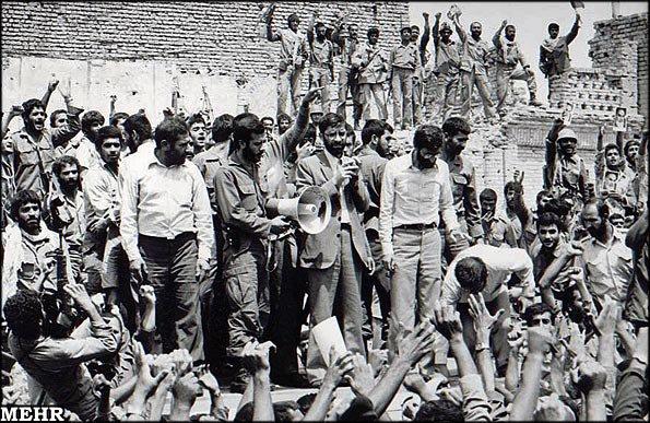 خرمشهر و میرحسین