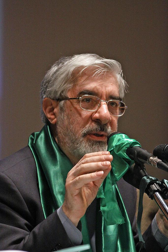 رئیس جمهور موسوی